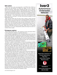 Marine Technology Magazine, page 57,  Mar 2019