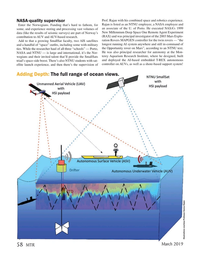 Marine Technology Magazine, page 58,  Mar 2019