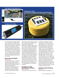 Marine Technology Magazine, page 73,  Mar 2019