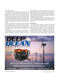Marine Technology Magazine, page 13,  Apr 2019