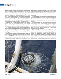 Marine Technology Magazine, page 14,  Apr 2019