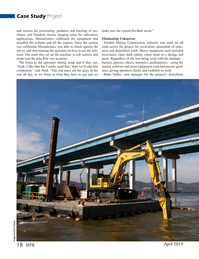 Marine Technology Magazine, page 18,  Apr 2019