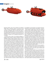 Marine Technology Magazine, page 26,  Apr 2019