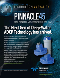 Marine Technology Magazine, page 1,  Apr 2019
