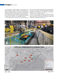 Marine Technology Magazine, page 28,  Apr 2019