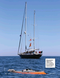 Marine Technology Magazine, page 36,  Apr 2019