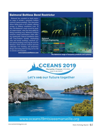 Marine Technology Magazine, page 61,  Apr 2019