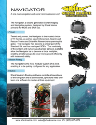 Marine Technology Magazine, page 4th Cover,  Apr 2019