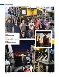 Marine Technology Magazine, page 18,  May 2019