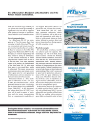 Marine Technology Magazine, page 31,  May 2019