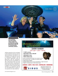 Marine Technology Magazine, page 33,  May 2019