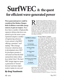Marine Technology Magazine, page 40,  May 2019