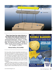 Marine Technology Magazine, page 41,  May 2019