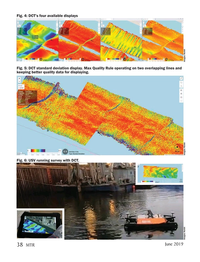 Marine Technology Magazine, page 38,  Jun 2019