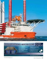Marine Technology Magazine, page 43,  Jun 2019