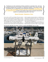 Marine Technology Magazine, page 49,  Jun 2019