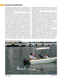 Marine Technology Magazine, page 50,  Jun 2019
