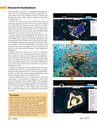 Marine Technology Magazine, page 52,  Jun 2019