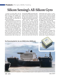 Marine Technology Magazine, page 58,  Jun 2019