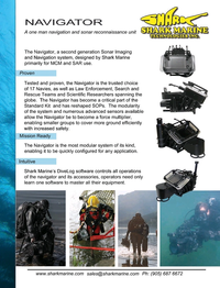 Marine Technology Magazine, page 4th Cover,  Jun 2019