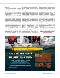 Marine Technology Magazine, page 19,  Jul 2019
