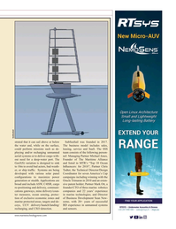 Marine Technology Magazine, page 27,  Jul 2019