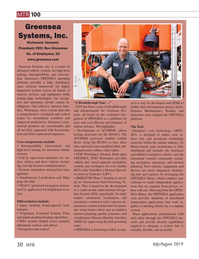 Marine Technology Magazine, page 30,  Jul 2019