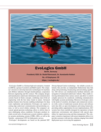 Marine Technology Magazine, page 33,  Jul 2019