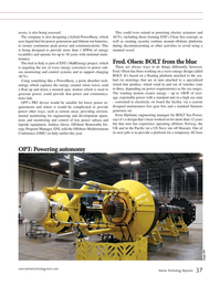 Marine Technology Magazine, page 37,  Jul 2019