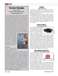 Marine Technology Magazine, page 58,  Jul 2019