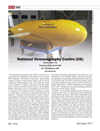 Marine Technology Magazine, page 64,  Jul 2019