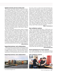 Marine Technology Magazine, page 67,  Jul 2019