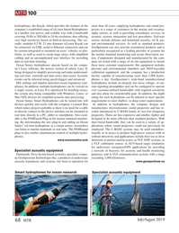 Marine Technology Magazine, page 68,  Jul 2019