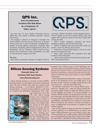 Marine Technology Magazine, page 73,  Jul 2019