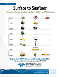 Marine Technology Magazine, page 21,  Sep 2019