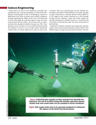 Marine Technology Magazine, page 24,  Sep 2019