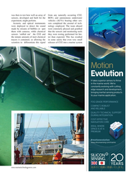 Marine Technology Magazine, page 25,  Sep 2019
