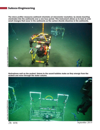 Marine Technology Magazine, page 26,  Sep 2019