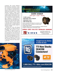 Marine Technology Magazine, page 33,  Sep 2019