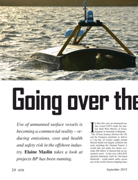 Marine Technology Magazine, page 34,  Sep 2019
