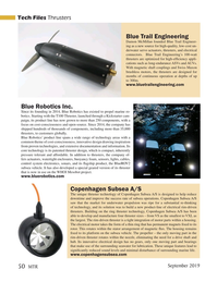 Marine Technology Magazine, page 50,  Sep 2019