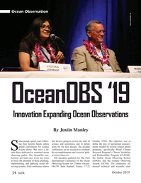 Marine Technology Magazine, page 34,  Oct 2019