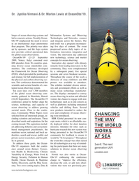 Marine Technology Magazine, page 35,  Oct 2019