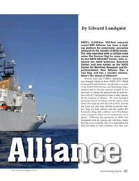 Marine Technology Magazine, page 41,  Oct 2019