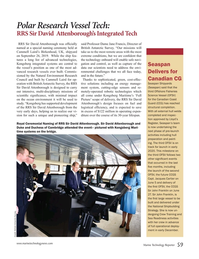 Marine Technology Magazine, page 59,  Oct 2019