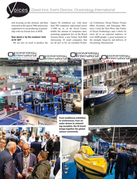Marine Technology Magazine, page 8,  Nov 2019