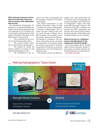 Marine Technology Magazine, page 13,  Nov 2019