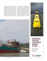 Marine Technology Magazine, page 23,  Nov 2019