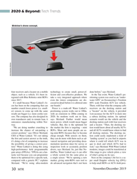 Marine Technology Magazine, page 30,  Nov 2019