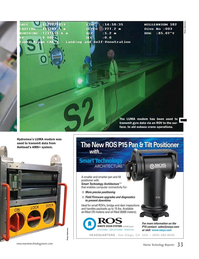 Marine Technology Magazine, page 33,  Nov 2019